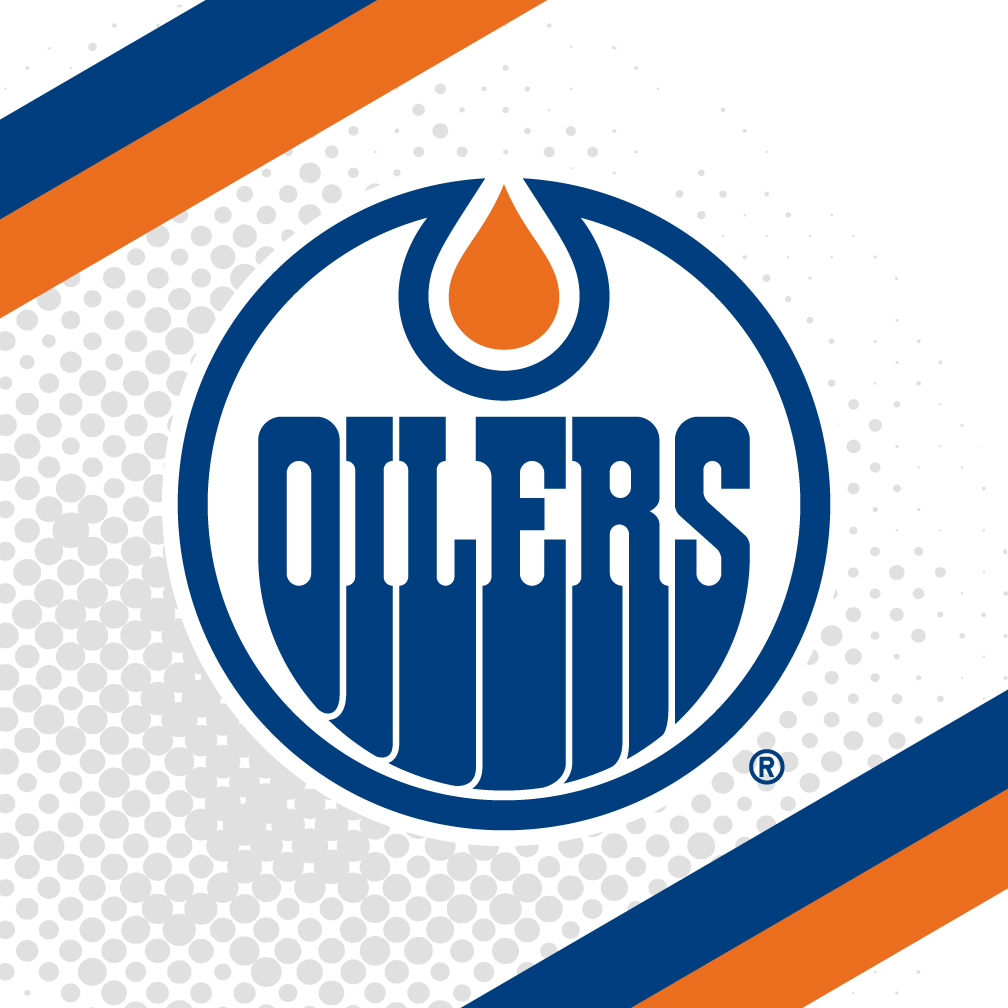 Edmonton Oilers 174 Nhl Teams Logo Series Product