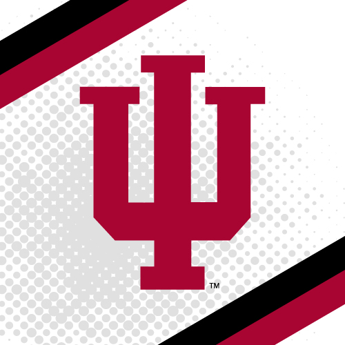Indiana University College Teams Logo Series Product