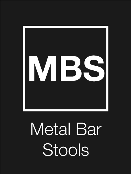 Metal Frame Bar Stools