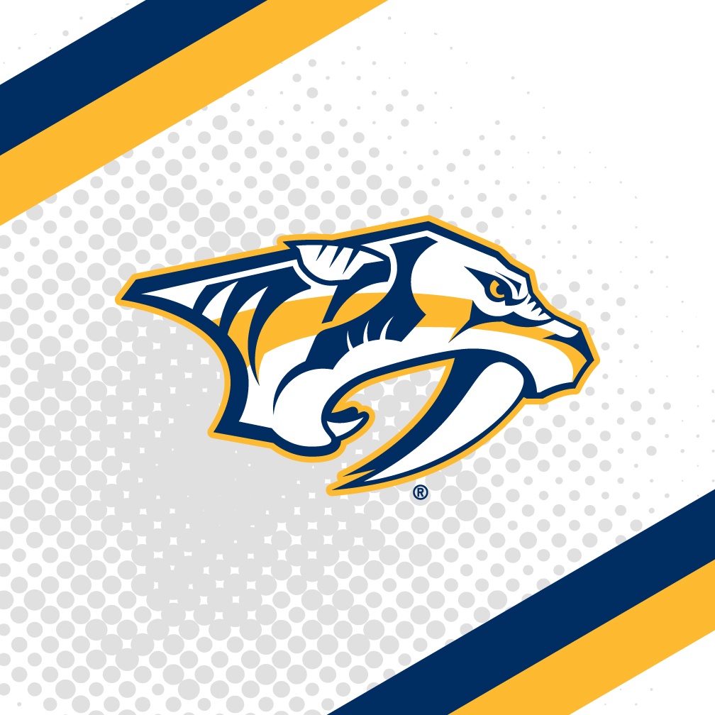 Nashville Predators 174 Nhl Teams Logo Series Product