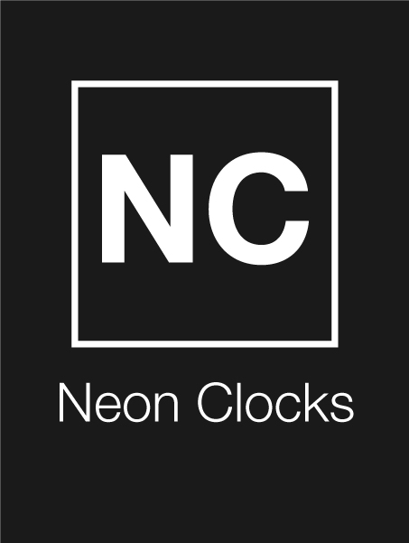 Logo Neon Clocks College Neon Clocks
