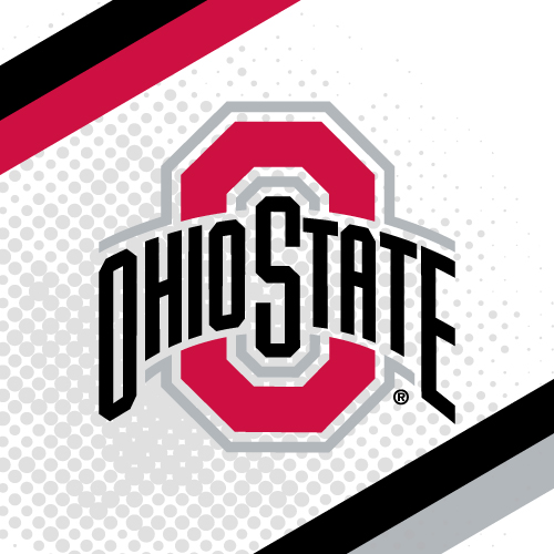 Ohio State University College Teams Logo Series