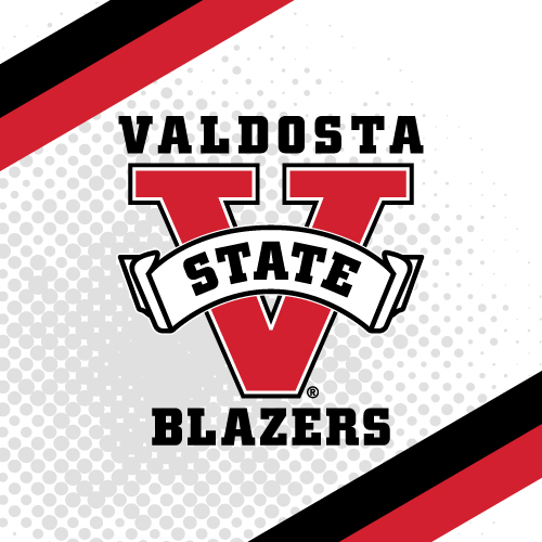 Valdosta State University College Teams Logo Series