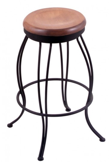 3000 Georgian Swivel Stool