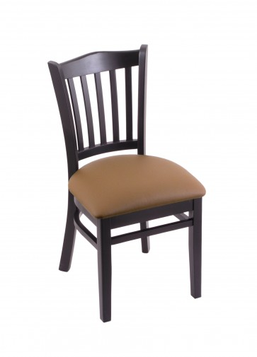 Hampton Series Chair in Black Finish