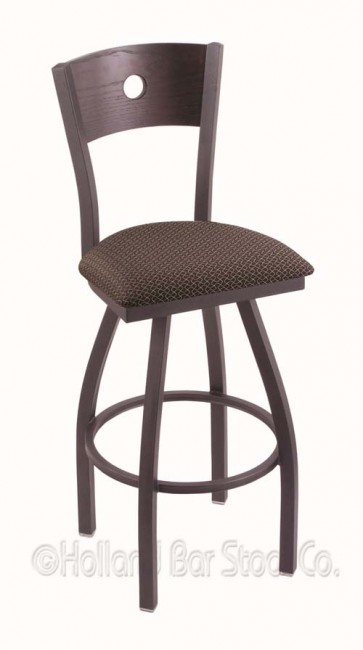 830 Voltaire Swivel Stool