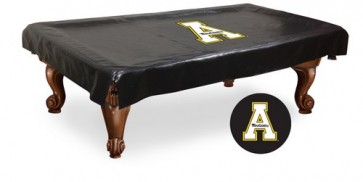 Appalachian State Pool Table Cover