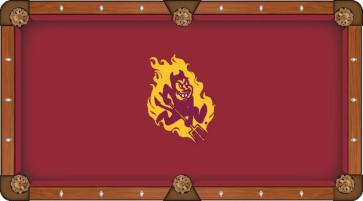 Arizona State Billiard Cloth