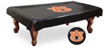 Auburn Pool Table Cover