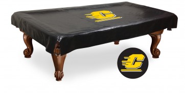 Central Michigan Pool Table Cover