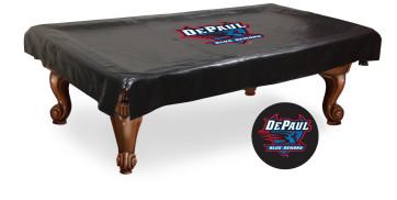 DePaul Pool Table Cover