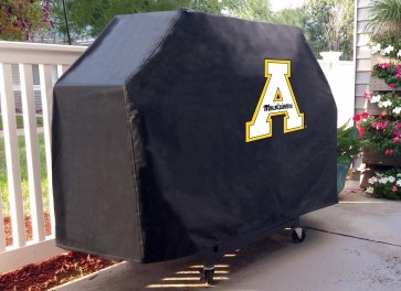 Appalachian State Grill Cover Lifestyle
