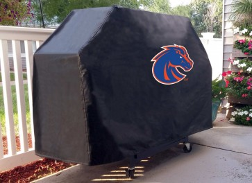 Boise State Grill Cover Lifestyle