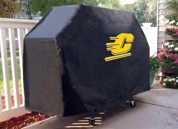 Central Michigan Grill Cover Lifestyle