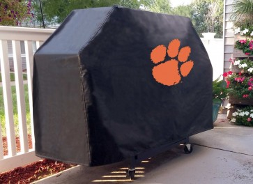 Clemson Grill Cover Lifestyle