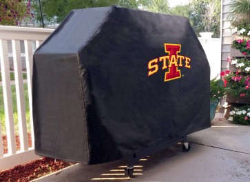 Iowa State Grill Cover Lifestyle