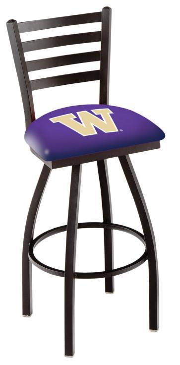 L014 University of Washington Logo Bar Stool