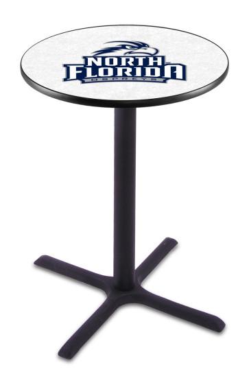 L211 University Of North Florida Logo Pub Table
