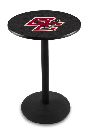 Boston College L214 Logo Pub Table