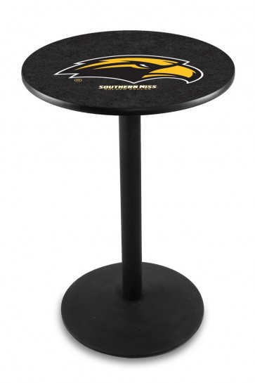L214 University Of Southern Mississippi Logo Pub Table