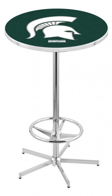 Michigan State L216 Logo Pub Table