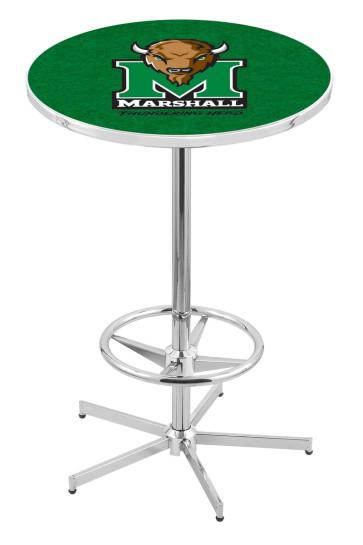 Marshall L216 Logo Pub Table