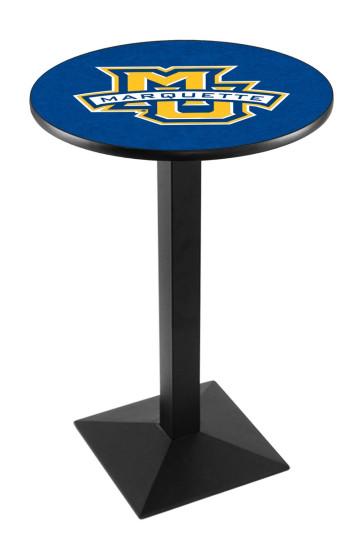 Marquette L217 Logo Pub Table