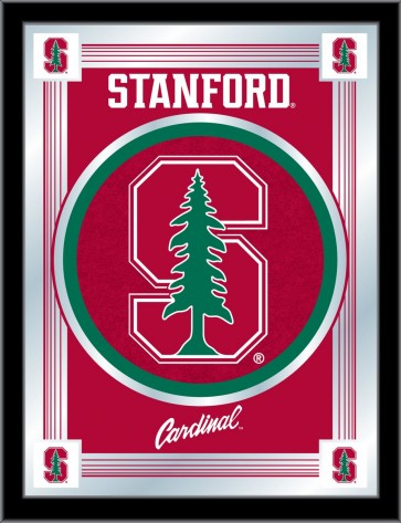 Stanford University Logo Mirror