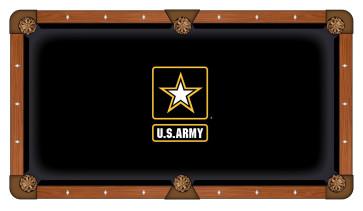 US Army Billiard Cloth
