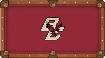 Boston College Billiard Cloth