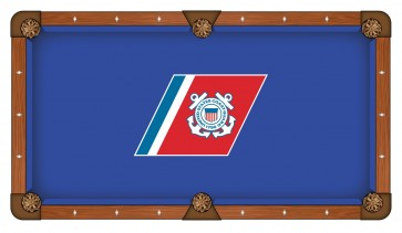 US Coast Guard Pool Table Cloth