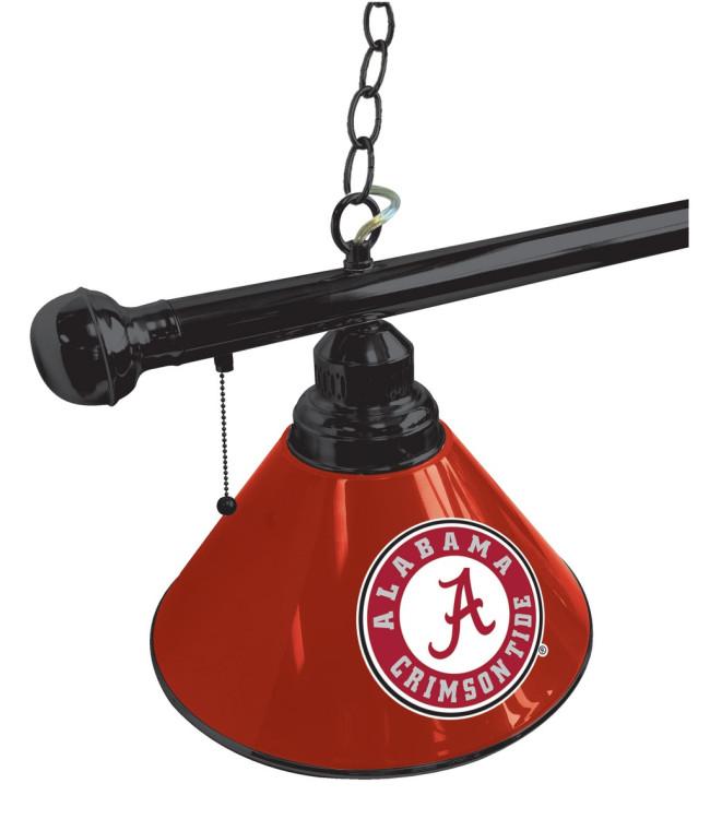 Alabama A College Logo Billiard Light
