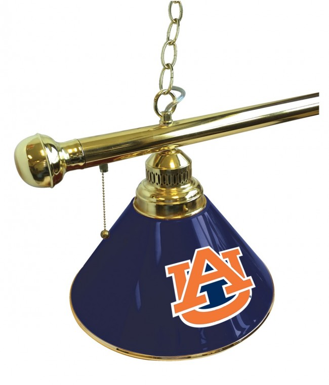 Auburn University College Logo Billiard Light