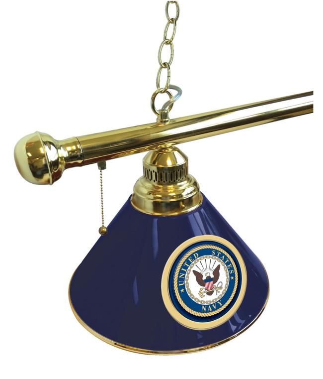 US Navy Logo Billiard Light