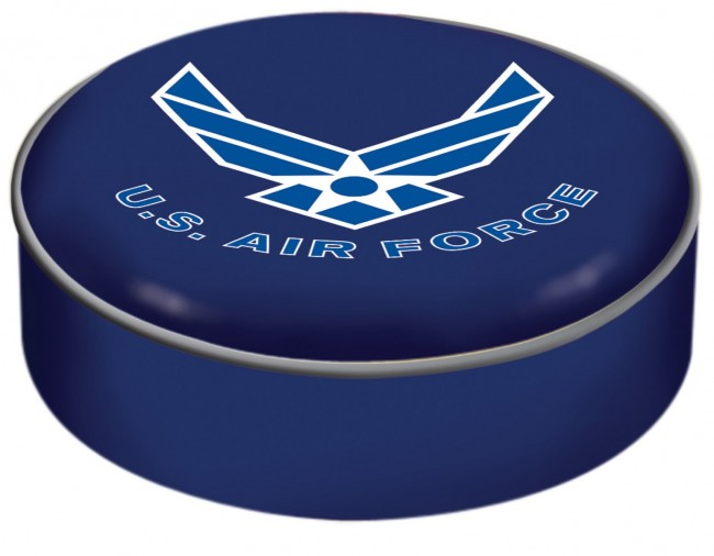 US Air Force Logo Bar Stool Seat Cover : bscairfor4 from hollandbarstool.com size 650 x 506 jpeg 44kB
