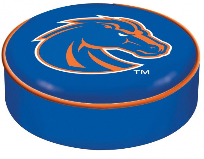 Boise State Logo Bar Stool Seat Cover