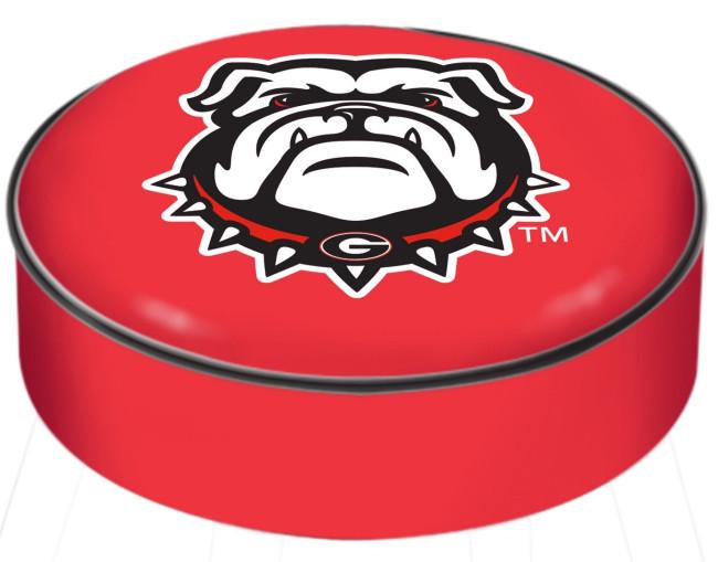 University of Georgia Dog Logo Bar Stool Seat Cover : bscga dog2 from hollandbarstool.com size 650 x 509 jpeg 51kB