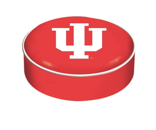 Indiana University Logo Bar Stool Seat Cover