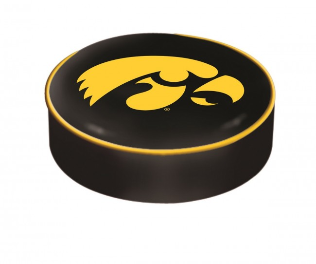 University Of Iowa Logo Bar Stool Seat Cover