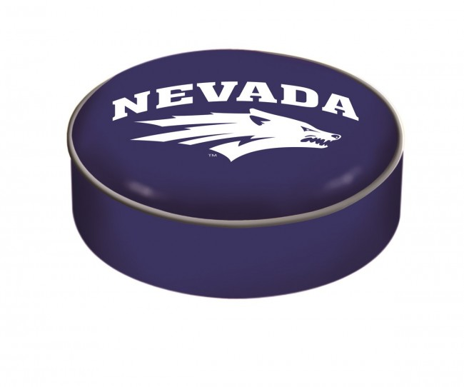 University Of Nevada Logo Bar Stool Seat Cover