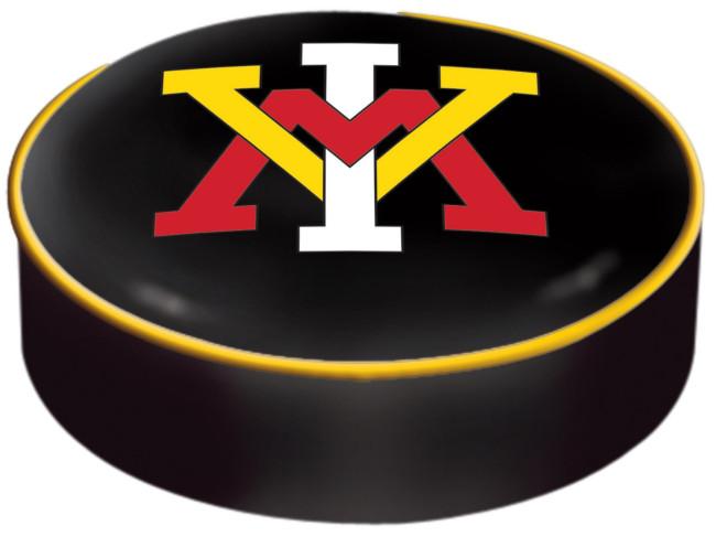 Virginia Military Institute Logo Bar Stool Seat Cover
