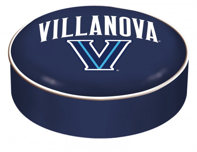 Villanova University Logo Bar Stool Seat Cover