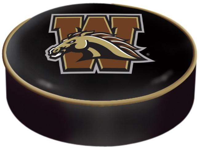 Western Michigan University Logo Bar Stool Seat Cover : bscwestmi2 from hollandbarstool.com size 650 x 506 jpeg 43kB