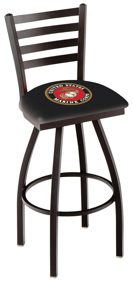 L014 Us Marine Corps Logo Bar Stool : l014marine2 from hollandbarstool.com size 566 x 1200 jpeg 85kB