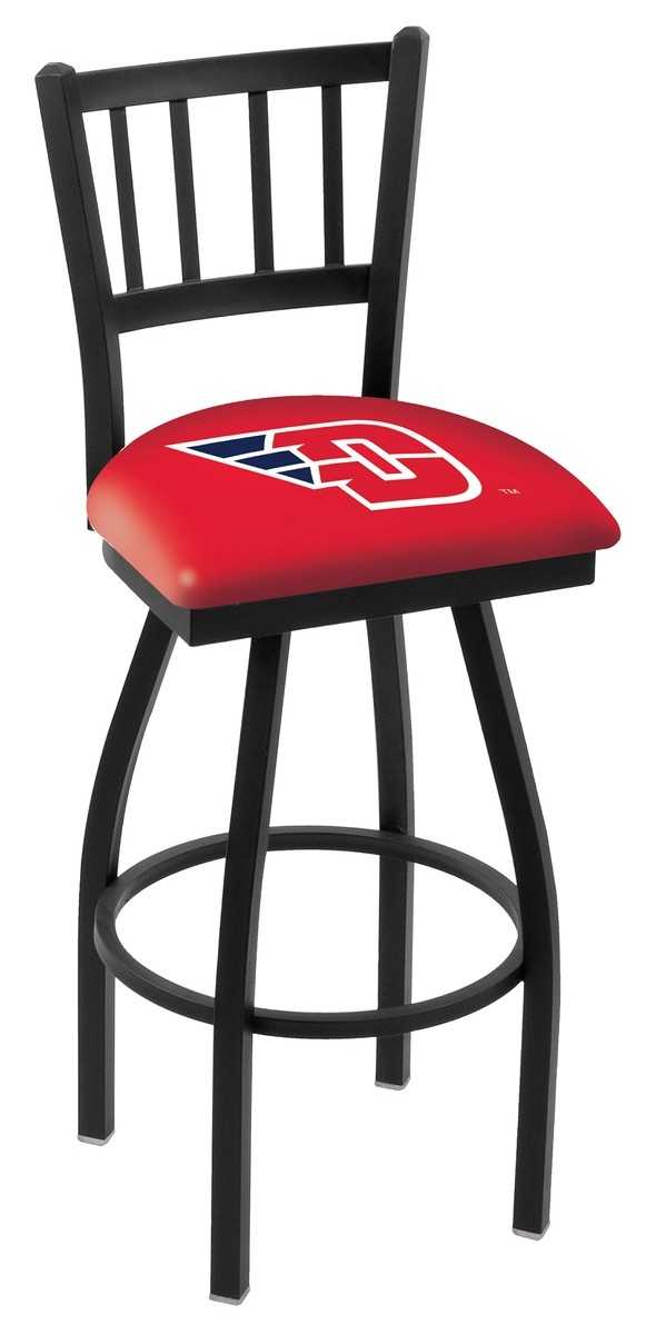 L018 University of Dayton Logo Bar Stool