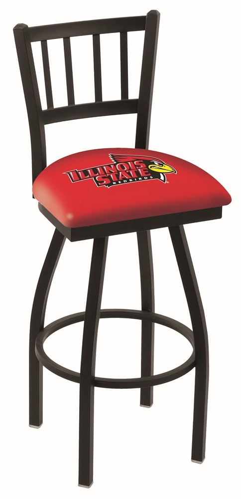 L018 Illinois State University Logo Bar Stool : l018illstu3 from hollandbarstool.com size 484 x 1000 jpeg 56kB