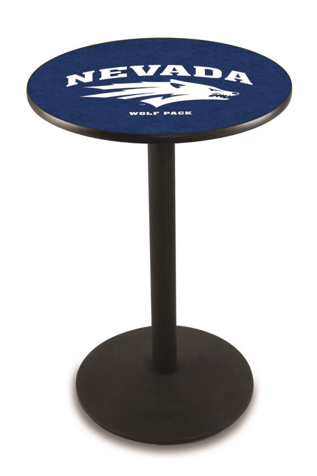 L214 University Of Nevada Logo Pub Table
