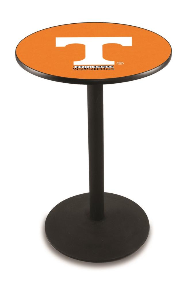 L214 University Of Tennessee Logo Pub Table