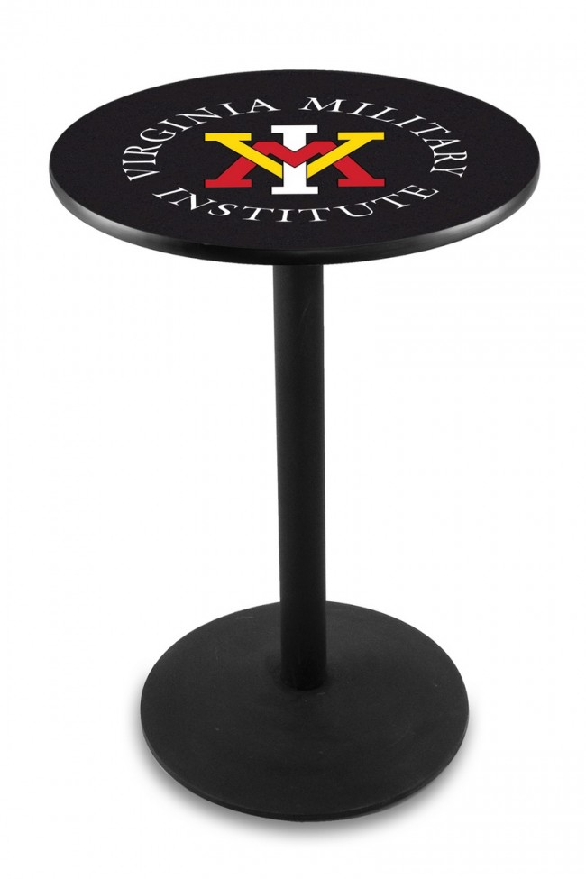 L214 Virginia Military Institute Logo Pub Table