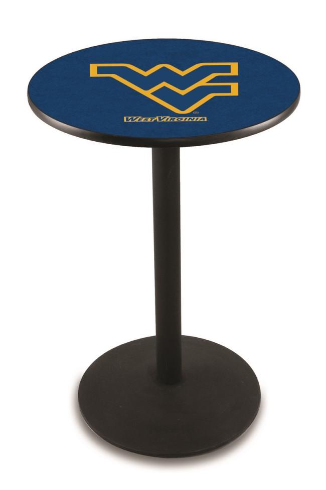 L214 West Virginia University Logo Pub Table : l214westva4 from hollandbarstool.com size 650 x 975 jpeg 48kB